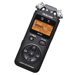 TASCAM DR-05 (Version 2) 리니어 PCM 레코더